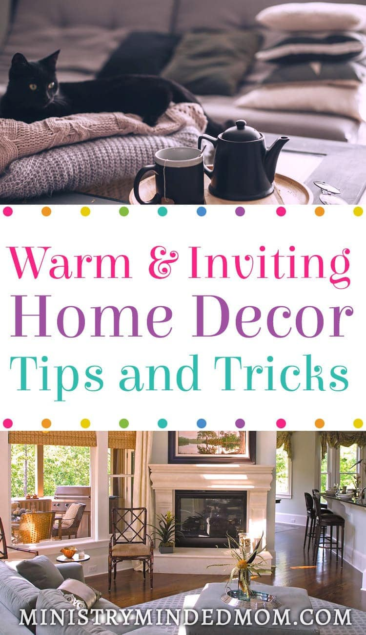 Warm and Inviting Home Decor Tips and Tricks