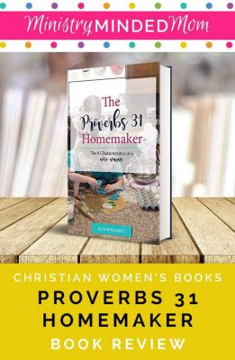 Christian Women's Books: Proverbs 31 Homemaker Book Review
