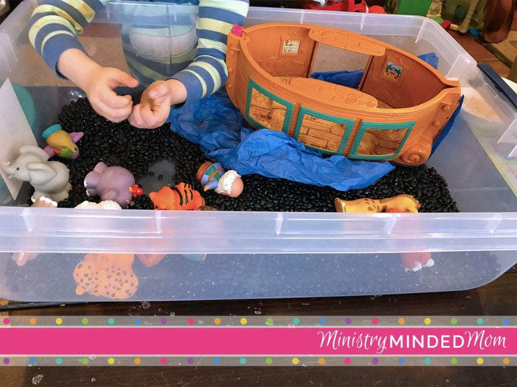 Noah's Ark Activity for Preschoolers