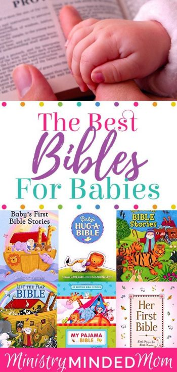 The Best Bibles for Babies