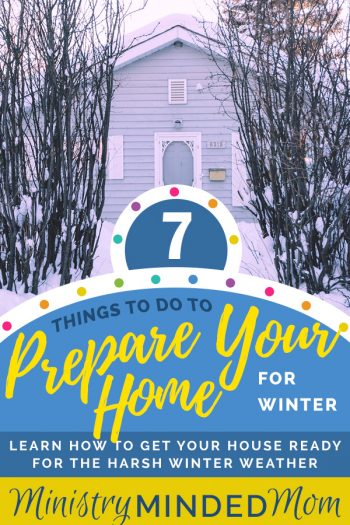 7 Things to Do to Prepare Your Home For Winter