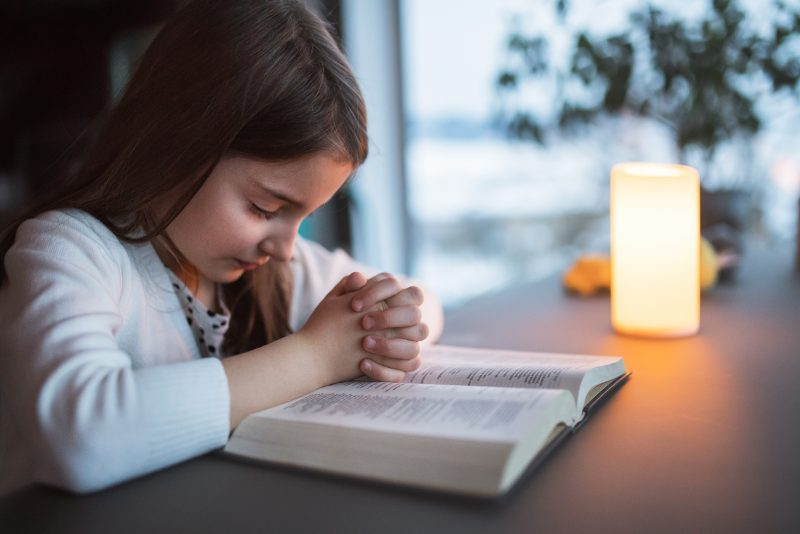 Ways to Teach Kids About the Bible and God
